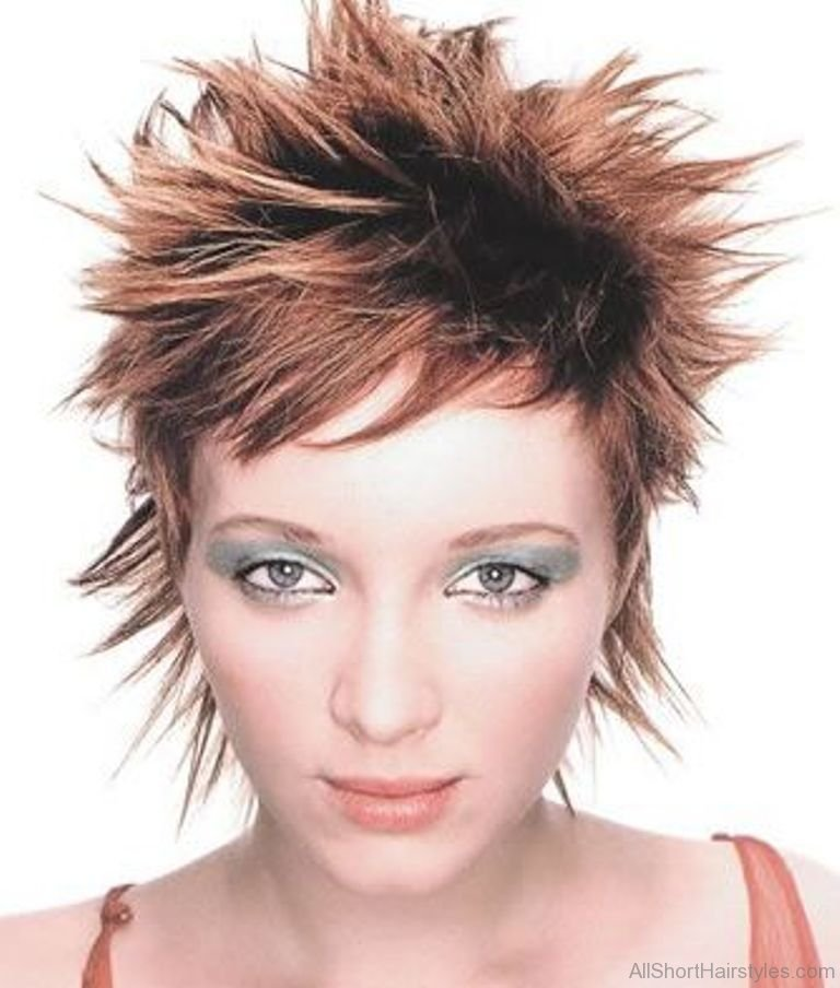 70 Fabulous Short Spiky Hairstyles