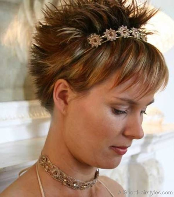 50 Beautiful Womens Short Spiky Hairstyles